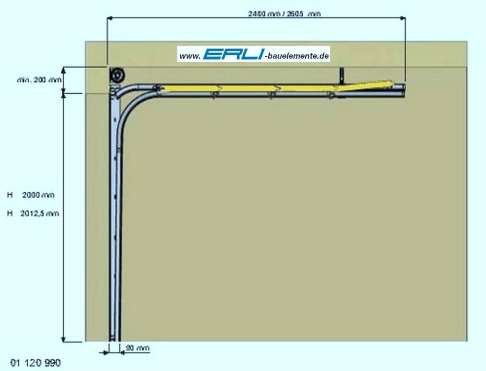normstahl basematic garagentor sektionaltor sectionaltor rolltor ebay. Black Bedroom Furniture Sets. Home Design Ideas